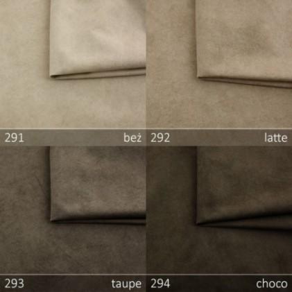 Tkanina SOFT drukowana różne wzory HIT