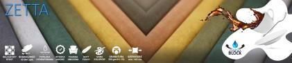 Tkanina R5-24 materiał obiciowy WOREK melanż