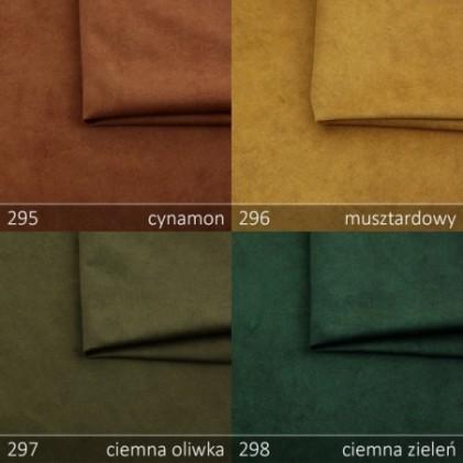 Tkanina R5-25 materiał obiciowy WELUR