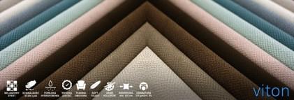 Tkanina ORINOCO 87W materiał obiciowy zamsz zielony