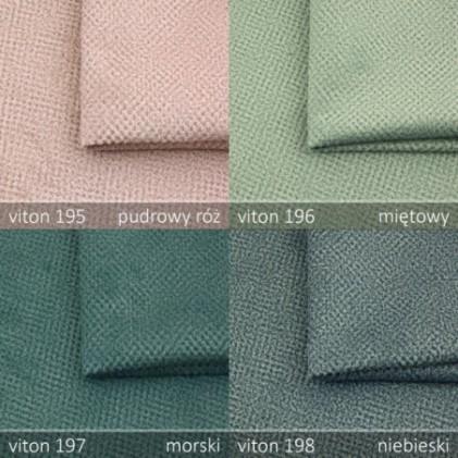 R1-01 tkanina materiał obiciowy zamsz ALCALA aqua
